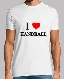 I love handball camiseta