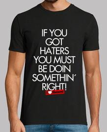 i love hasser - camiseta rubius