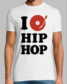 I Love Hip Hop (Blanco)