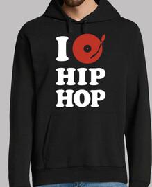 I Love Hip Hop (Negro)
