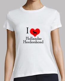 I Love Hollandse Herdershond