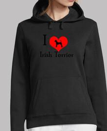 i love irish terrier