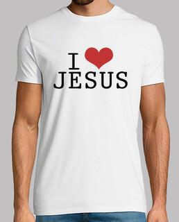i love jesus (man)