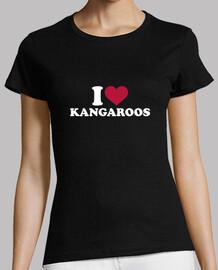 i love kangourou