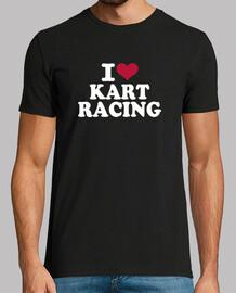 i love karting