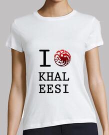 I Love Khaleesi (negro)
