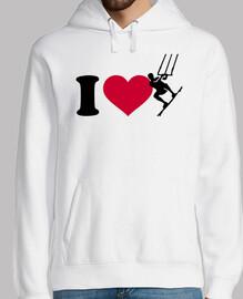 i love kitesurf