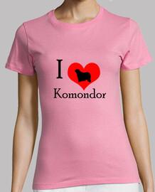 I love komondor