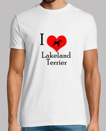 i love lakeland terrier