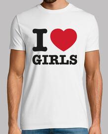 i love le ragazze