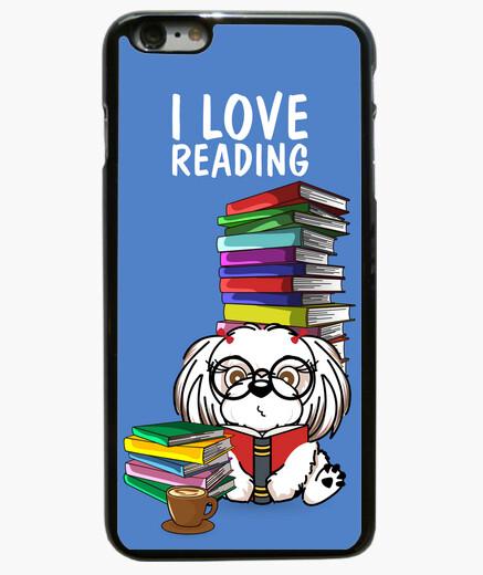 Cover iPhone 6 Plus  / 6S Plus i love leggere