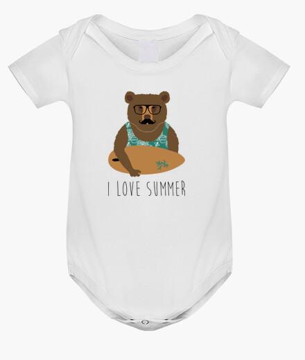 Abbigliamento bambino i love l'estate