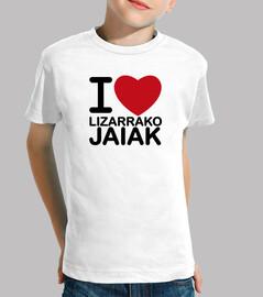 I Love Lizarrako Jaiak