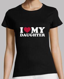 i love ma fille