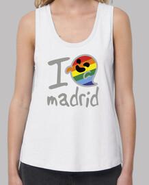 I Love Madrid Gaysper Orgullo Gay LGTBI