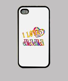 I LOVE MAMA iPhone 4 / 4s