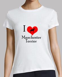 I Love Manchester Terrier