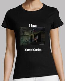 I love Marvel Comics