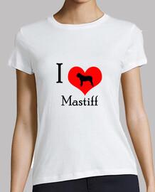 I Love Mastiff