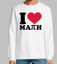 i love maths pi