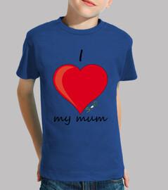 i love meine mum
