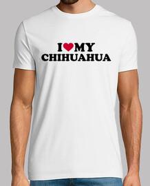 i love meinen chihuahua