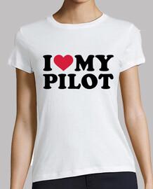 i love meinen piloten