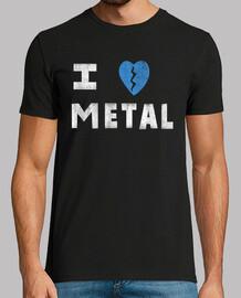 i love metall