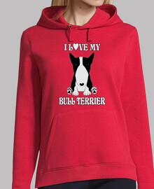 I LOVE MI BULL TERRIER NB