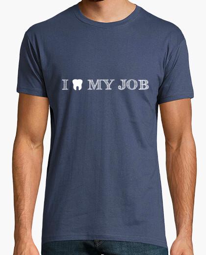 Camiseta I love mi job