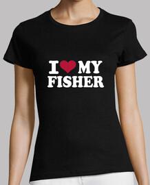 i love mon pêcheur
