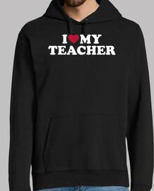 i love mon professeur