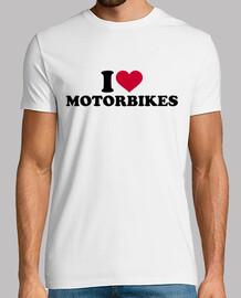i love motorräder