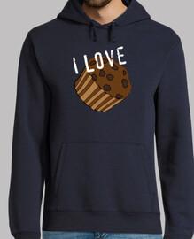 I love muffins - boy