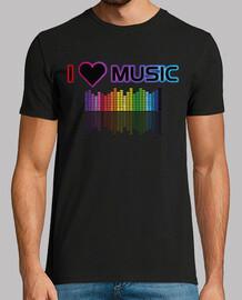 I Love Music / Yo Quiero Música