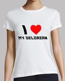 i love my delorean