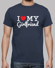 I Love My Girlfriend (white)