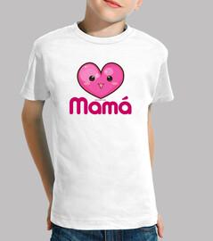 i love my mummy pink