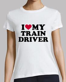 I love my train driver