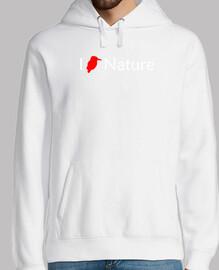 I Love Natura (Rojo-Blanco)