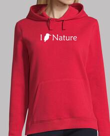 I Love Nature (Blanco)