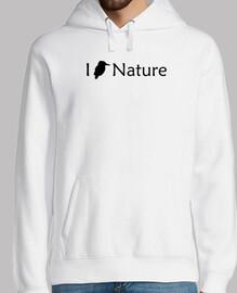 I Love Nature (Negro)