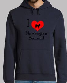 I love norwegian buhund