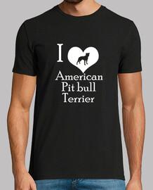 i love pitbull americano (w)