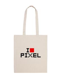 I LOVE PIXEL - Bolsa