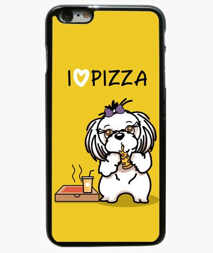Funda iPhone 6 Plus / 6S Plus i love pizza