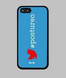 i love postureo (with logo twitter)