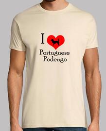 I love potuguese podengo