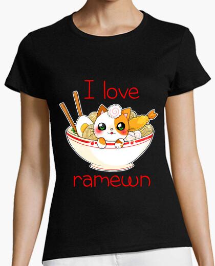 I love ramewn t-shirt