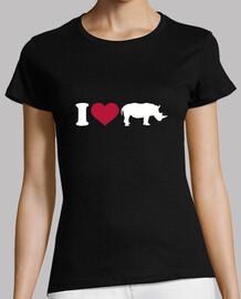 i love rhinocéros